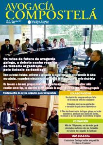 """Revista """"Avogacía Compostelá"""""""
