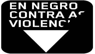 En negro, contra a violencia