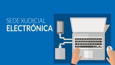 Sede Xudicial Electrónica